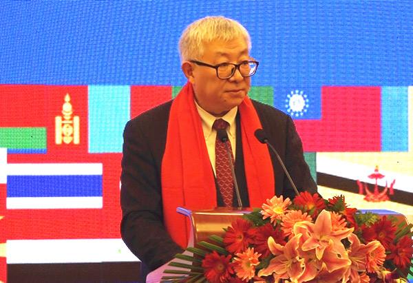 中国国际教育电视台台长李世强