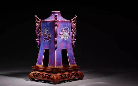 2003年博鳌国礼——祥瑞瓶