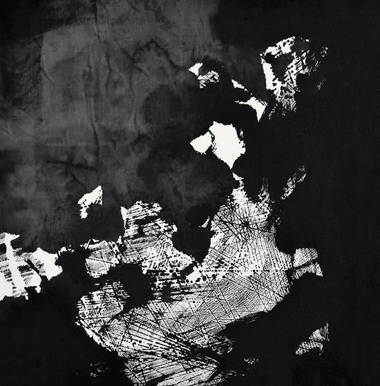 马勒大地之歌 系列一 Mahler's song of the Earth01-69x69cm