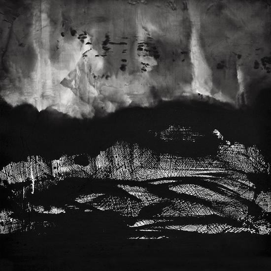 马勒大地之歌 系列五 Mahler's song of the Earth05-69x69cm