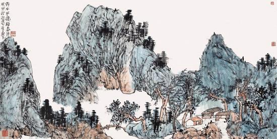 山水之五 scenery-05