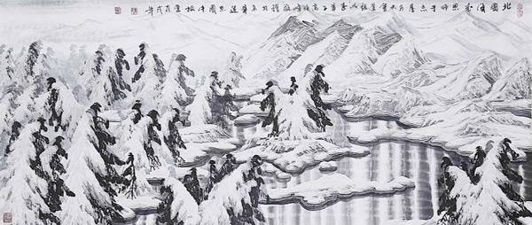 典藏版北国风光