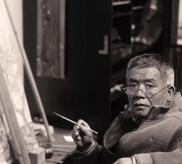 国瓷大师饶晓晴
