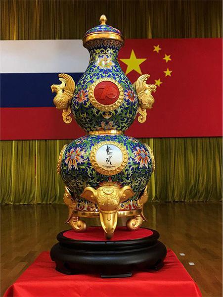 《吉祥中国·福禄尊》