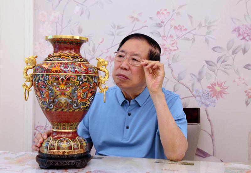 张同禄及中国尊