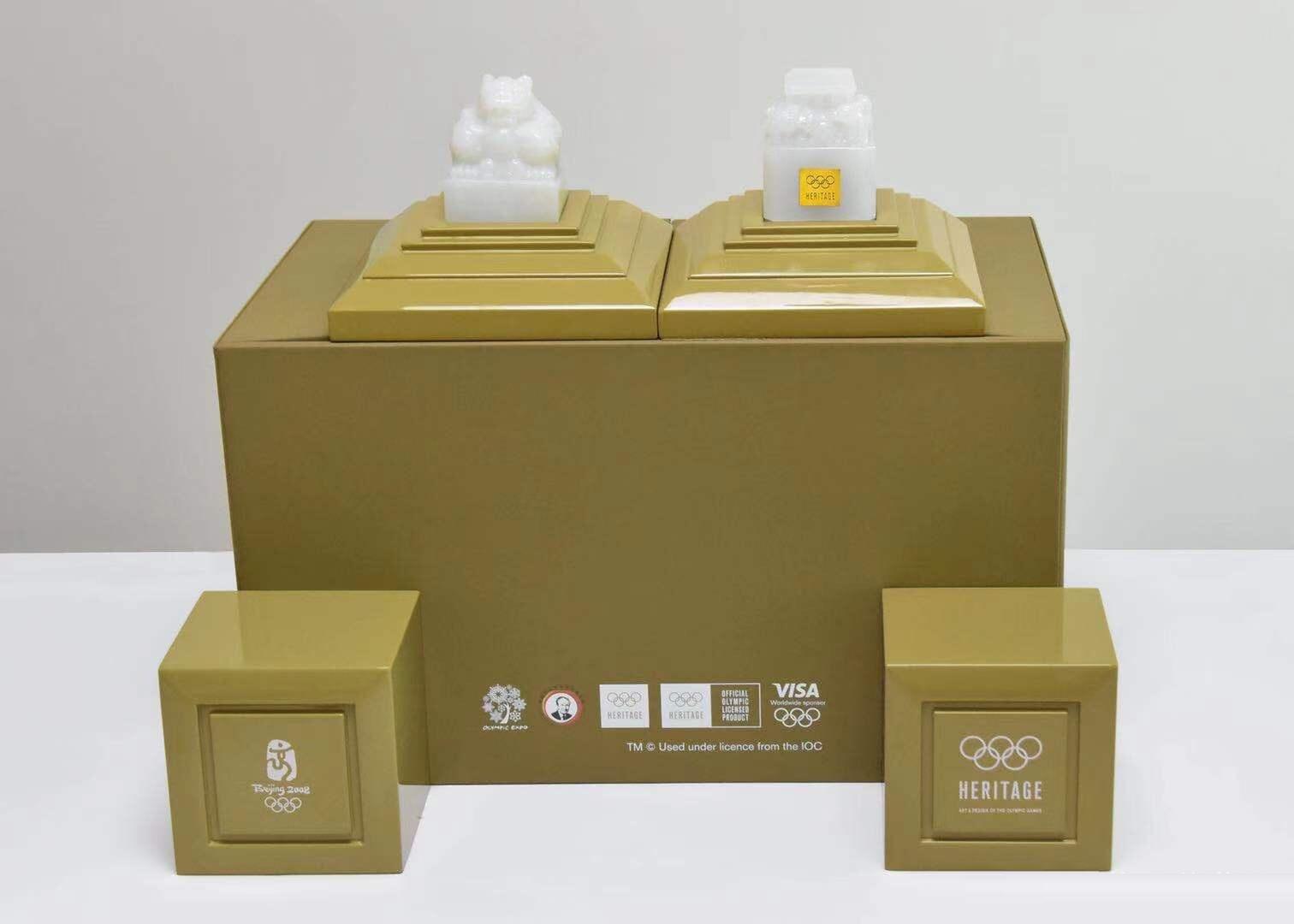 奥林匹克传承徽宝白玉至尊版
