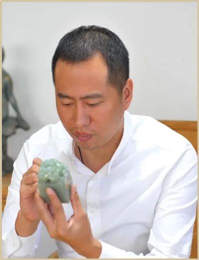 嫦娥五号探月宝玺创作作者徐瑞卿